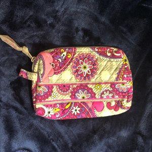 🔥Vera Bradley cosmetic bag